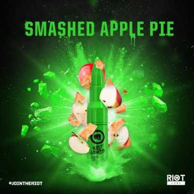 Riot Squad Liquid - Smashed Apple Pie