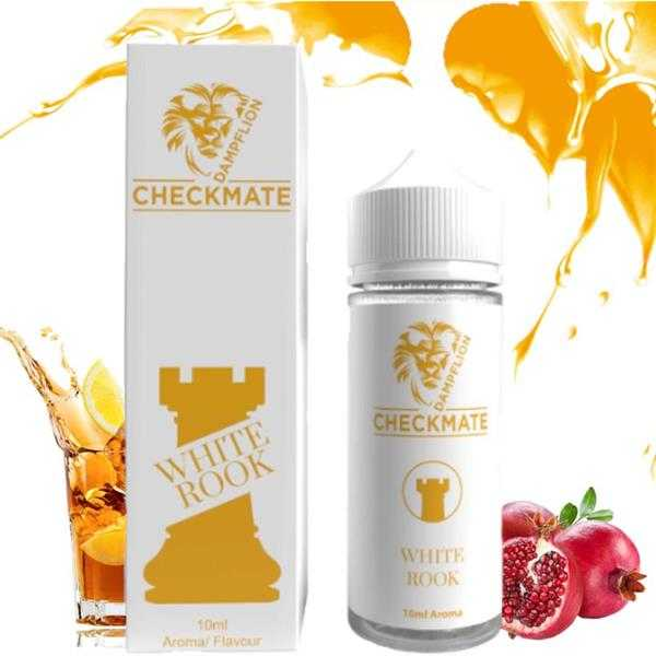 Dampf Lion White Rook Checkmate Aroma